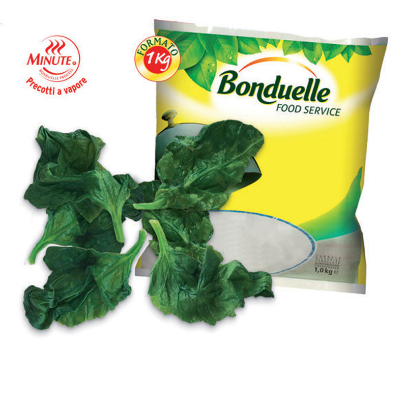 BON.SPINACI PLACCA KG.2