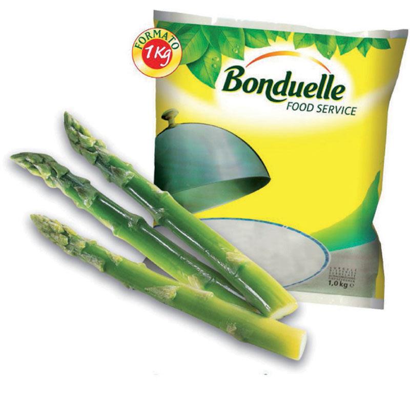 BON.ASPARGI VERDI KG.1 BONDUELLE