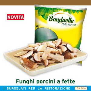 BON.FUNGHI PORCINI A FETTE KG1 BONDUELLE