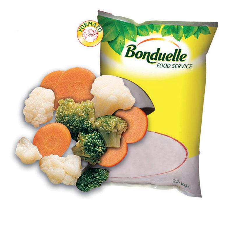 BON.TRICOLORE KG.2,5 MINUTE BONDUELLE
