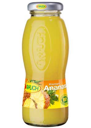 SUCCO DI FRUTTA ANANAS ML200X24PZ RAUCH