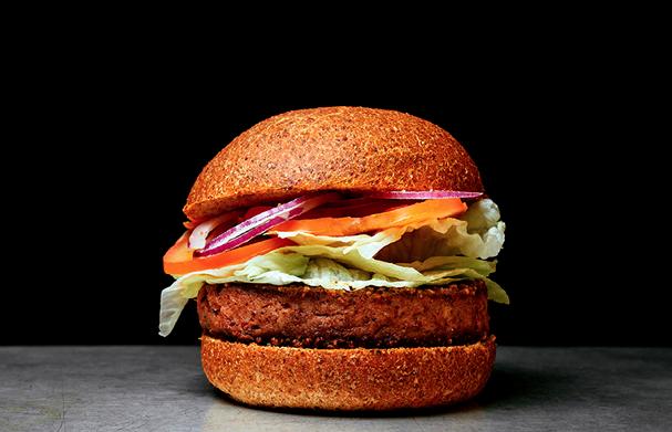 Beyond meat… il futuro dell'hamburger vegano