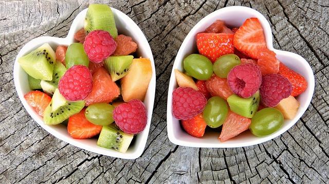 Amore per frutta e verdura… sin da piccoli