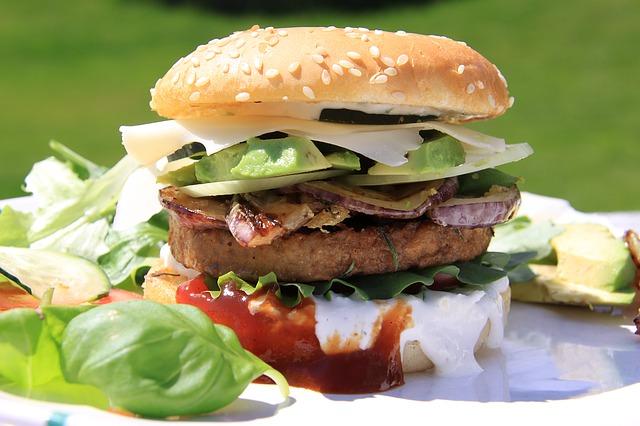 Un burger per il tuo San Valentino