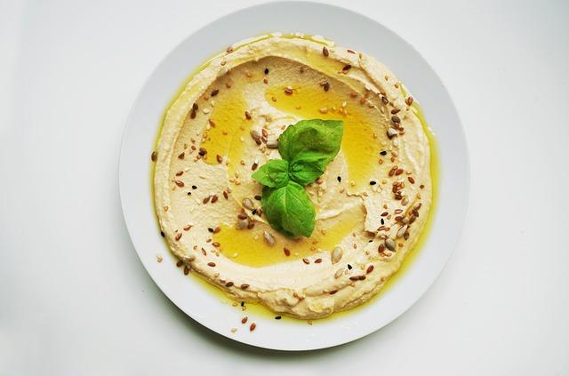 Qualcuno ha detto Hummus?